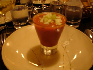 Rebecca's Gazpacho