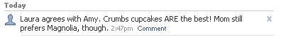 Laura Crumbs Magnolia on FB