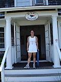 Laura at EYC Tennis 1