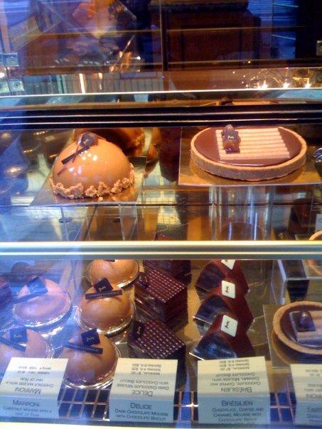 La Maison du Chocolat window